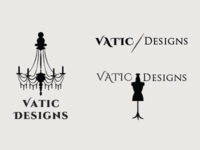 Vatic Designs Logo Exploration