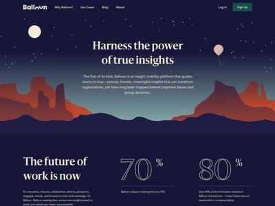 Homepage design website illustration branding ui homepage