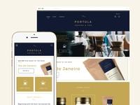 Portola Homepage