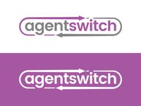 """AgentSwitch"" Logo Design"