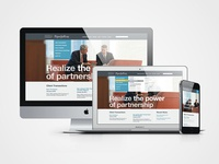 Piper Jaffray Website Redesign