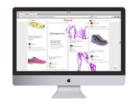 Free Your Run Social Media Campaign Concept