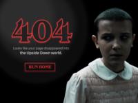 404 Error Page | 008