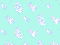 Birds of a Feather Pattern