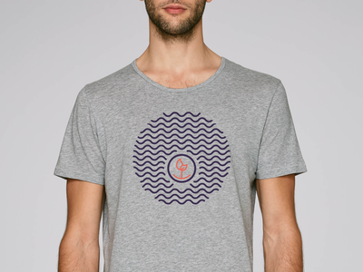 Koin T-shirt design icon design justin marazita esoteric designs vector branding illustration sustainability t-shirt