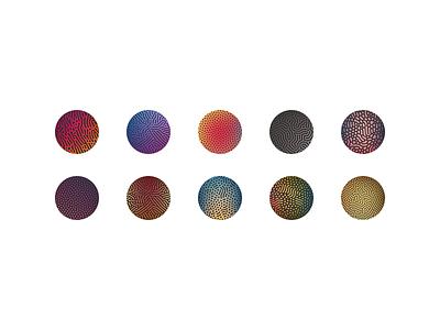 Avatars marazita justin marazita esoteric designs universal clean abstract colorful avatars minimal