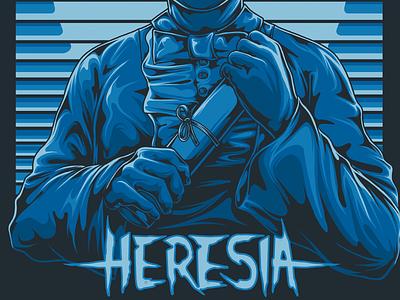 Djonga - Heresia music art art shirt art tee design tee shirt typography hip hop merch music rap music rapper design cyberpunk graphic design illustration photoshop art photoshop adobe photoshop