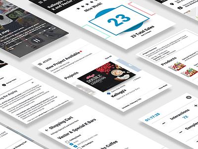 Sales Rep Tool workflow tasks food tool mobile app