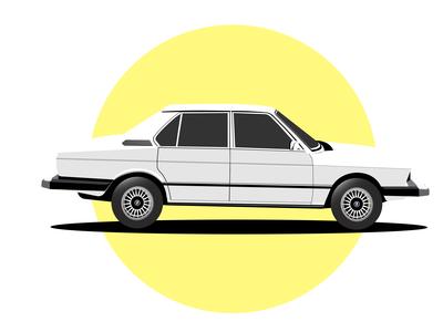 1978 BMW 530i