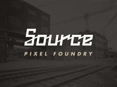 Source pixel foundry