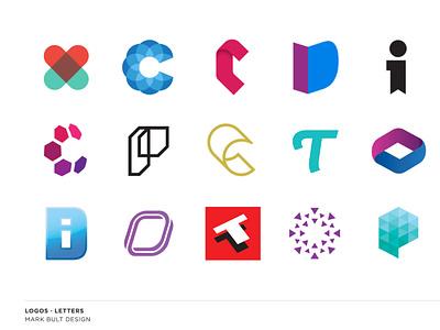 Logos letters letters branding logo