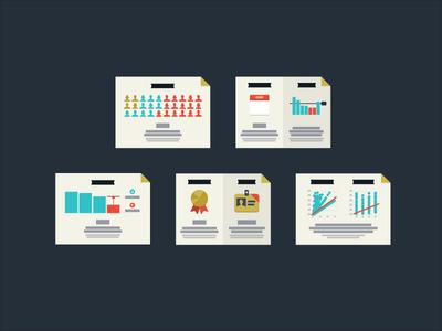 Infographic minis