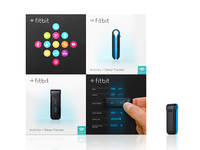 Fitbit 4 boxes