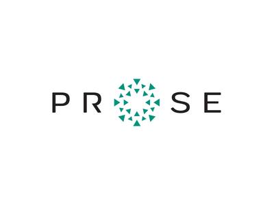 Prose logo startup branding startup logo tech logo startup tech branding logo