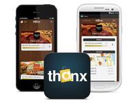 Thanx App 2.0 Promo