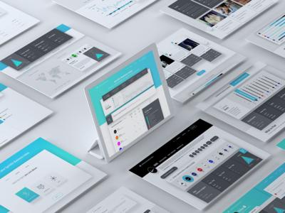 Sprinklr Business Index - Desktop Screens