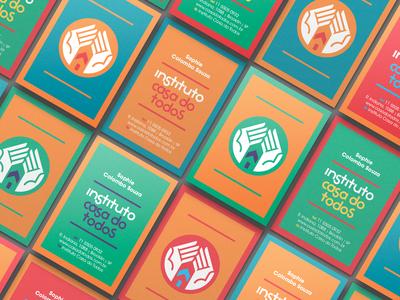 Business Cards -  Casa Do Todos