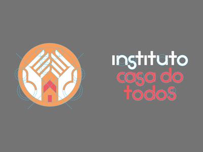 Logo Construction - Casa Do Todos