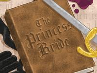 Princess Bride Poster WIP