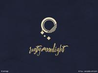 Emblem Design : rusty moonlight