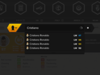 Fifa R3V Project search bar