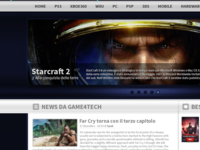 Gaming Site Template [ON SALE]