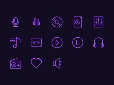 Music Icon 1.0