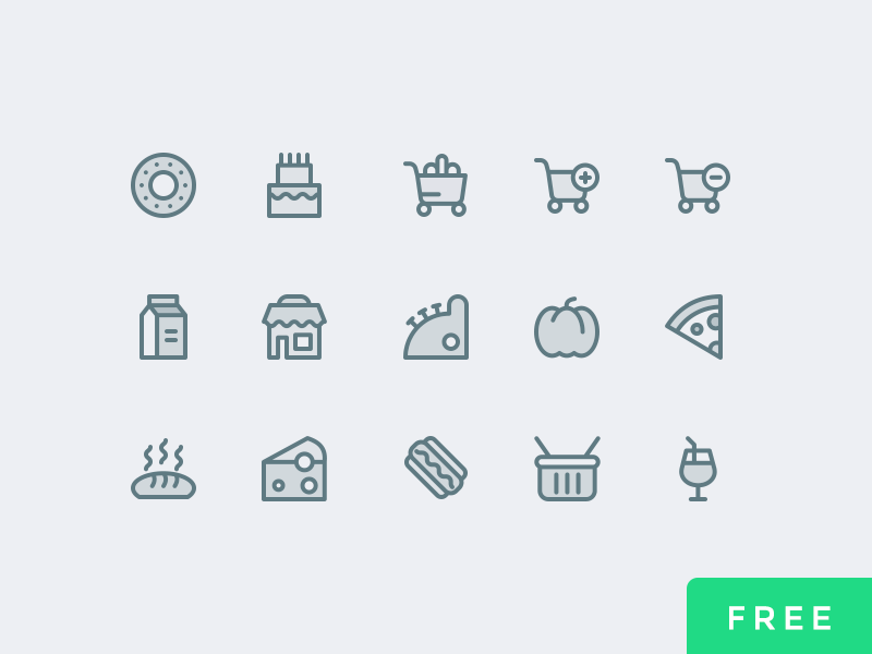 Design Freebies: Icons, UI Kits, Website Templates and more!