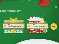 Gift Finder UI
