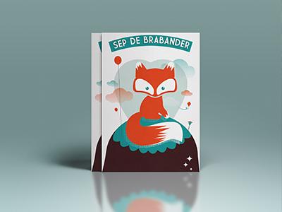 Sep Fox — Birth announcement birth announcement fox sep