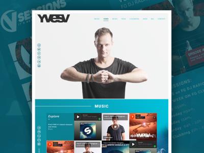 YvesV Website