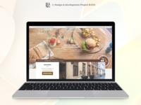 Restaurant - website