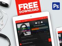 Soundify Free Music iPad App