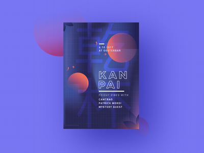 Kanpai Event Poster