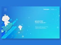 Webdesign & illustration