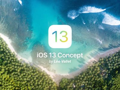 iOS 13 - Work in Progress