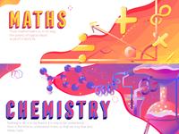 Maths & Chemistry