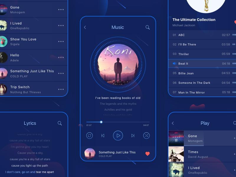 Music Player-3