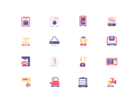 Icons - Appliances