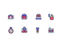 Icons - Travel #1