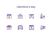 Valentine S Day Icons