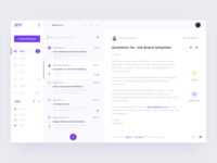 📮Email Client Dashboard