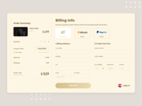 Checkout | Daily UI