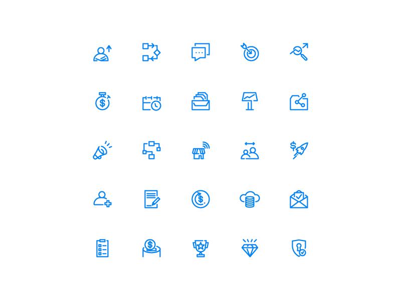 icon set challenge ui media app icons