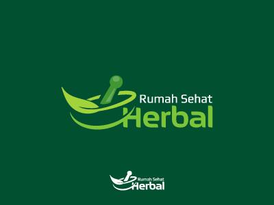 Medical herbal logo