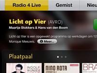 Radio 4 — One