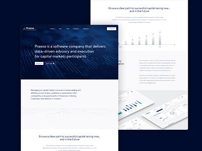 Financial website ui design uidesign ui  ux uiux financial app finance app financial finances finance website web ux design ui