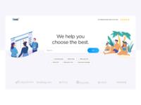 Topbest5.com  |  Landing page