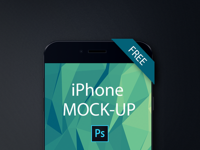 Free iPhone Mock-up iphone 7 mock-up psd free psd free mock-up free iphone mock-up