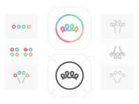 Home Lights Control App Icon
